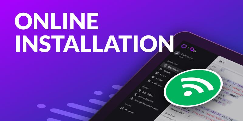 Online Installation of SingleStore DB
