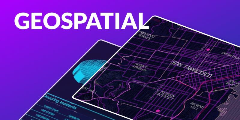Working with Geospatial Data